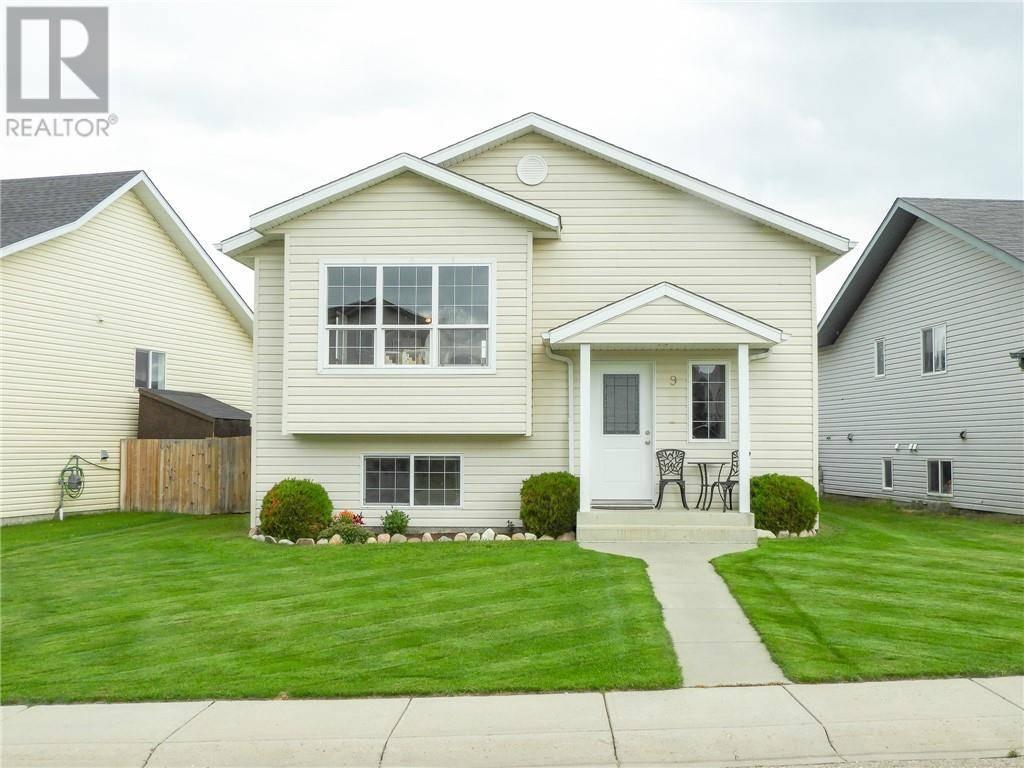 House for sale at 9 Rolling Hills Rdge Blackfalds Alberta - MLS: ca0172888