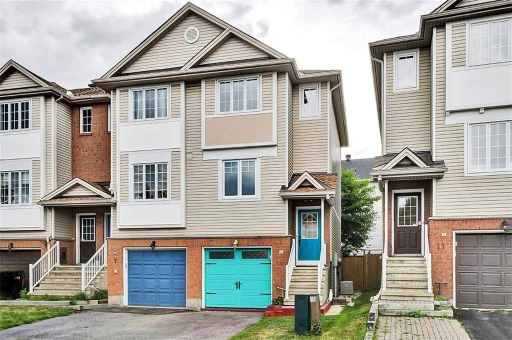Townhouse for rent at 9 Scout St Ottawa Ontario - MLS: 1166989