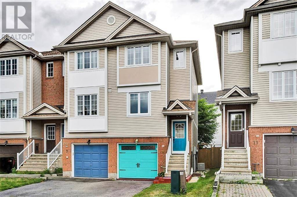 Townhouse for rent at 9 Scout St Ottawa Ontario - MLS: 1176202