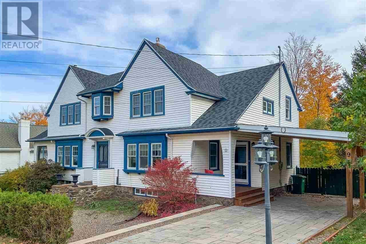 House for sale at 9 Seaview Ave Wolfville Nova Scotia - MLS: 202022826