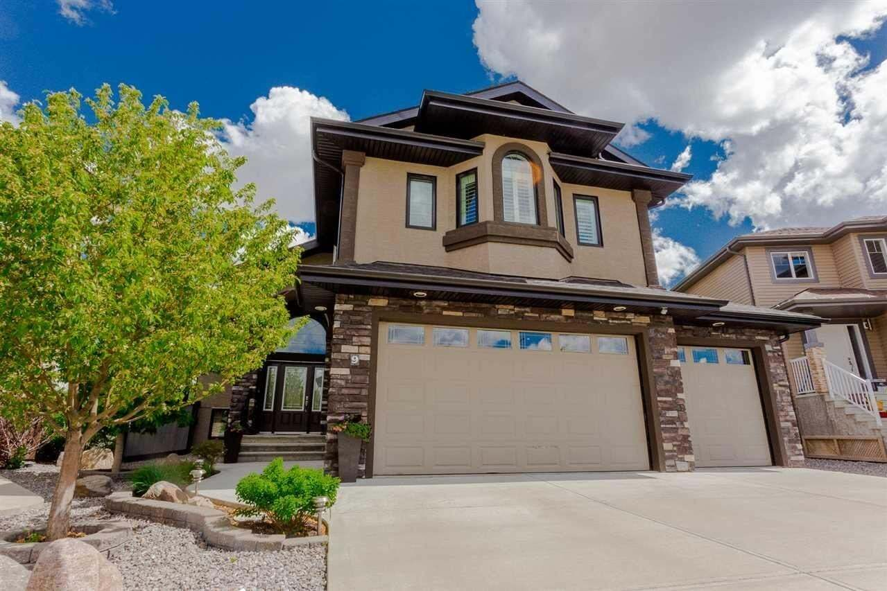 House for sale at 9 Shorewood Cr Leduc Alberta - MLS: E4200296