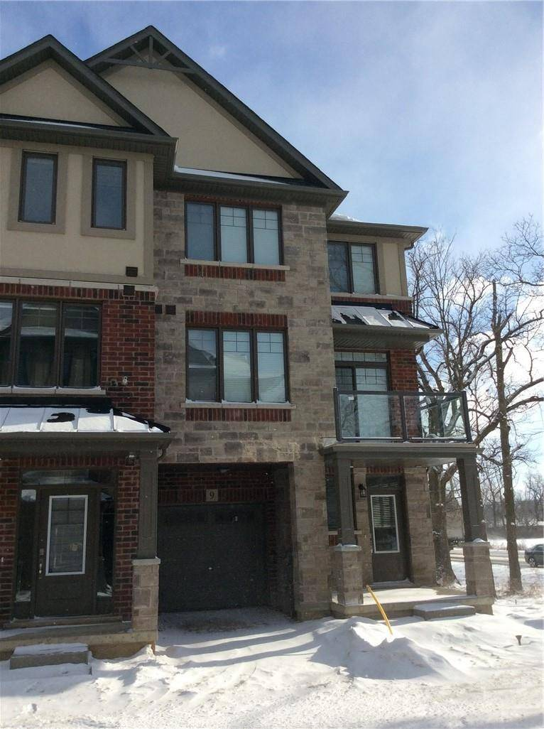 Townhouse for rent at 9 Showers Ln Ancaster Ontario - MLS: H4071765