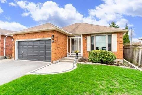 House for sale at 9 Soper Creek Dr Clarington Ontario - MLS: E4451720