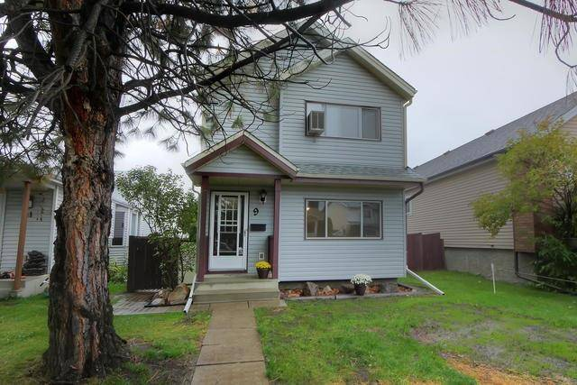 House for sale at 9 St. Andrews Ave Stony Plain Alberta - MLS: E4173185