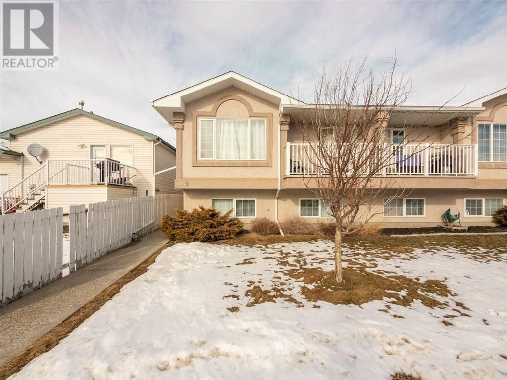 Townhouse for sale at 9 St James Pl N Lethbridge Alberta - MLS: ld0188998