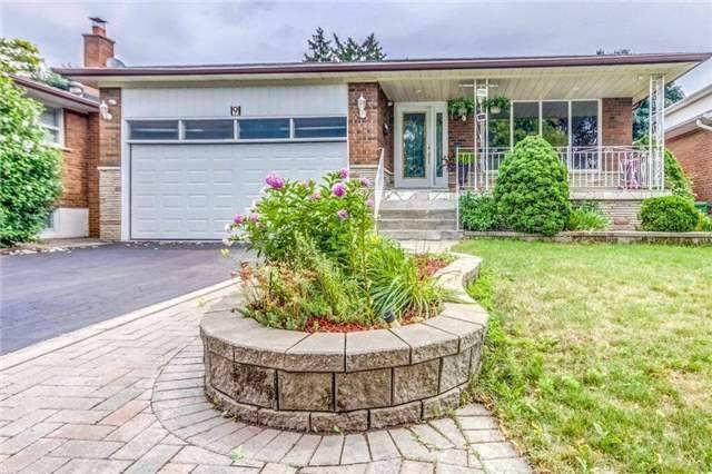 Sold: 9 Stainforth Drive, Toronto, ON