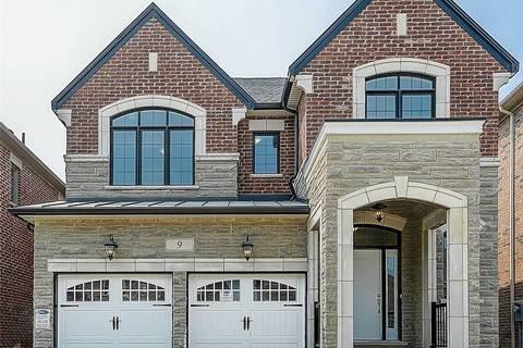 House for sale at 9 Streamside St Vaughan Ontario - MLS: N4498154