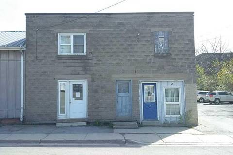 Commercial property for sale at 9 Sutherland St W Caledonia Ontario - MLS: H4054069