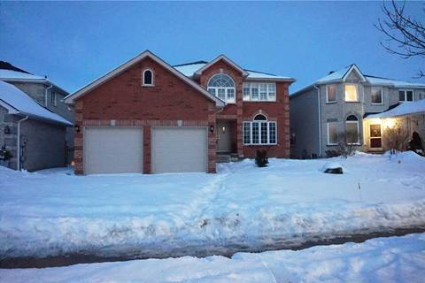 House for sale at 9 Tamarack Tr Barrie Ontario - MLS: S4673233
