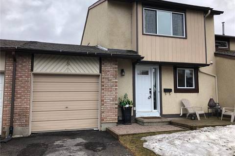 Townhouse for sale at 9 Tedwyn Dr Ottawa Ontario - MLS: 1147131