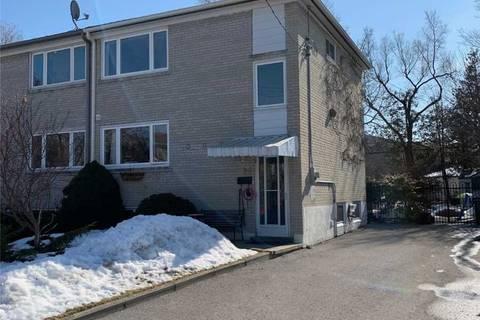 Townhouse for sale at 9 Templeton Ct Toronto Ontario - MLS: E4703570