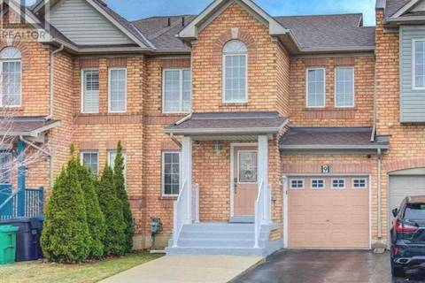 Townhouse for sale at 9 Thunderbird Tr Brampton Ontario - MLS: W4491237