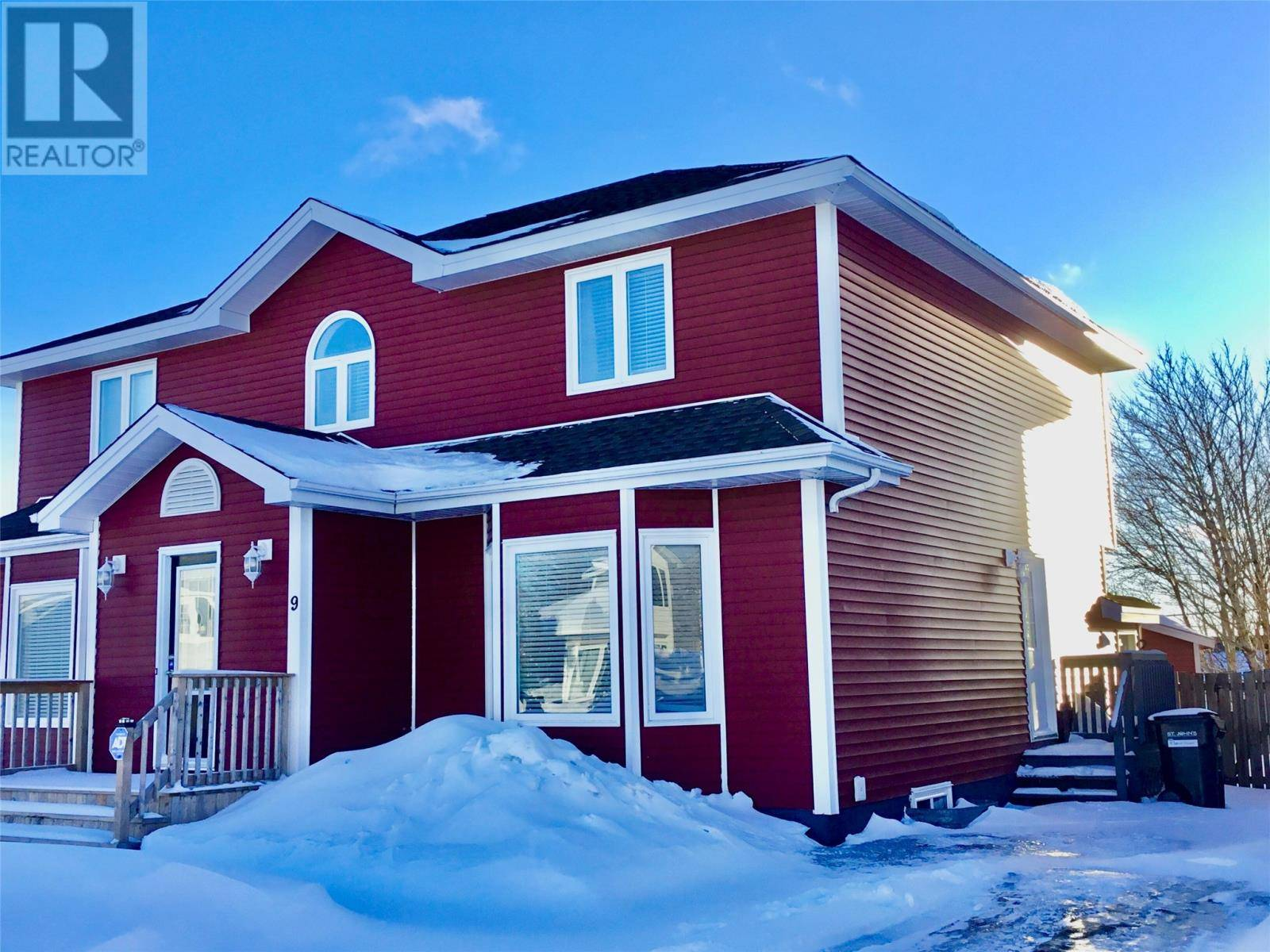 House for sale at 9 Torngat Cres St. John's Newfoundland - MLS: 1209660