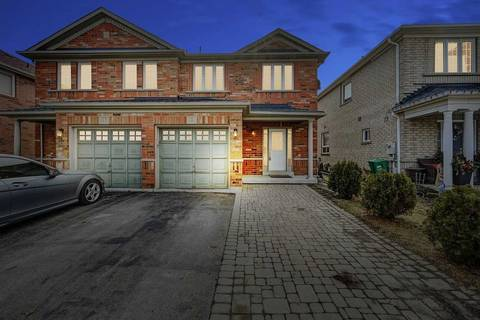 Townhouse for sale at 9 Trumpet Valley Blvd Brampton Ontario - MLS: W4720324