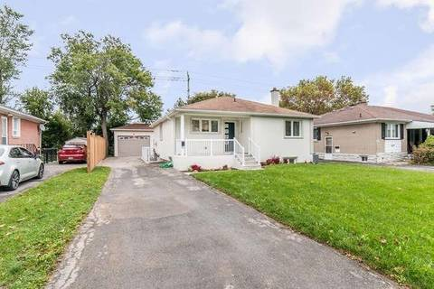 House for sale at 9 Tulloch Dr Ajax Ontario - MLS: E4598832