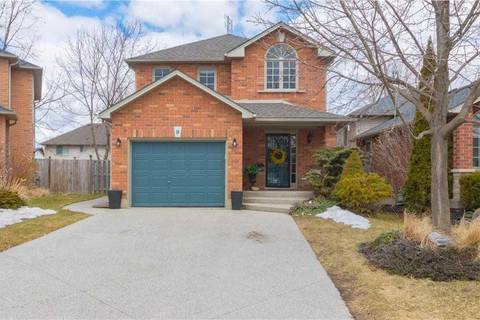 House for sale at 9 Valridge Ct Hamilton Ontario - MLS: X4387332