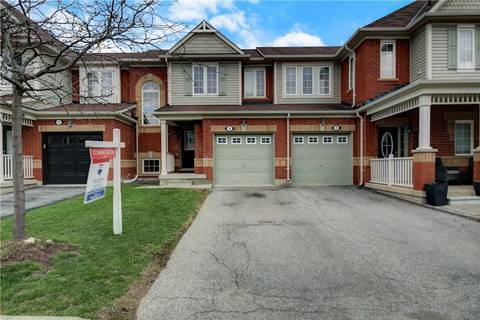 Townhouse for sale at 9 Van Fleet Terr Milton Ontario - MLS: W4443775