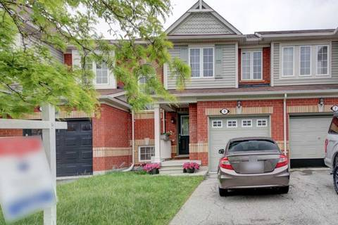 Townhouse for sale at 9 Van Fleet Terr Milton Ontario - MLS: W4494632