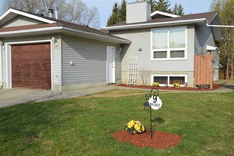 Townhouse for sale at 9 Walnut Pl St. Albert Alberta - MLS: E4154418
