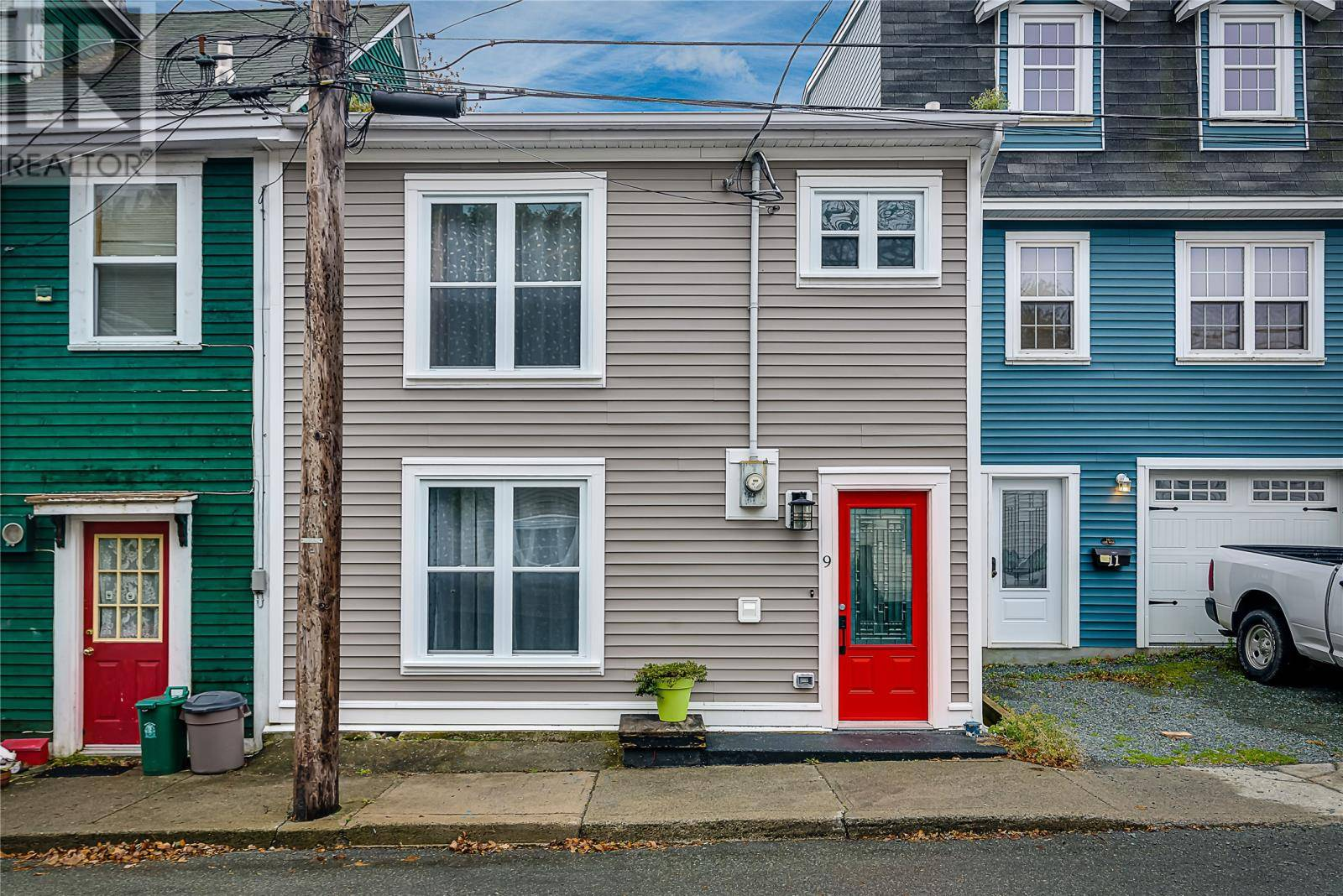 House for sale at 9 Walsh's Sq St. John's Newfoundland - MLS: 1205491