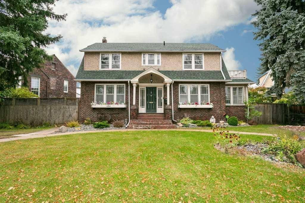 House for sale at 9 Wellington Cres Nw Edmonton Alberta - MLS: E4176274
