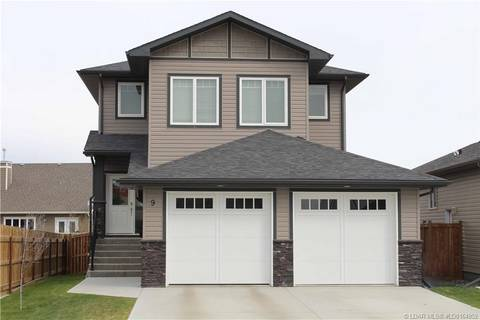 House for sale at 9 Westview Pl Taber Alberta - MLS: LD0164952
