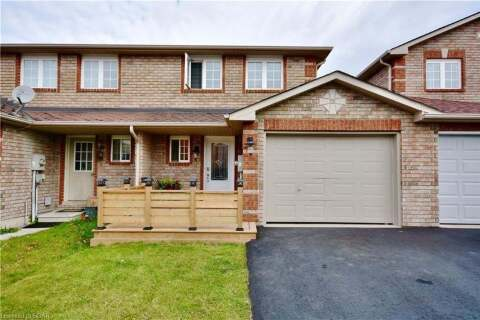 Townhouse for sale at 9 Weymouth Rd Barrie Ontario - MLS: 40021554