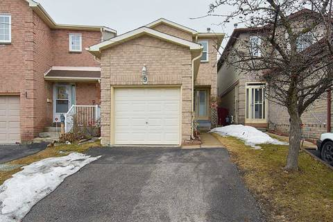 House for sale at 9 Whispering Willow Pkwy Toronto Ontario - MLS: E4454756