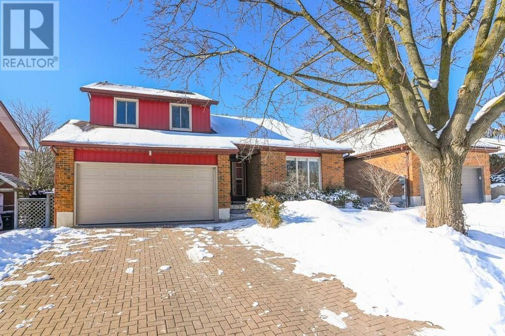 House for sale at 9 Woodland Glen Dr Guelph Ontario - MLS: 30783193