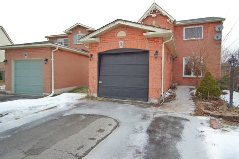 House for sale at 9 Yorkville Ct Clarington Ontario - MLS: E4390823