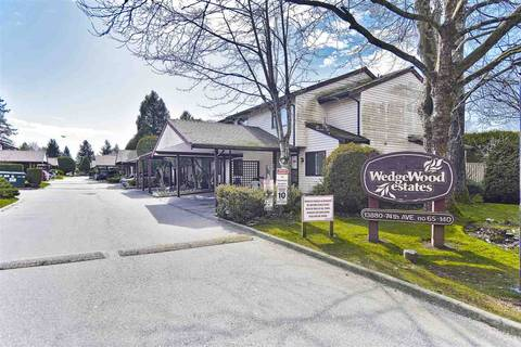Townhouse for sale at 13880 74 Ave Unit 90 Surrey British Columbia - MLS: R2442677