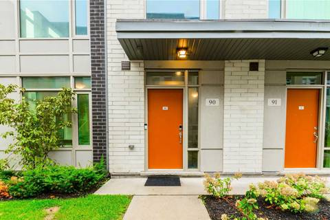 Condo for sale at 15 Applewood Ln Unit 90 Toronto Ontario - MLS: W4627703