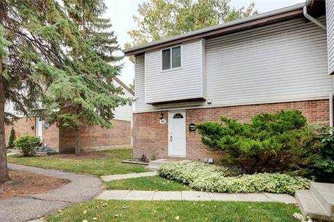 Townhouse for sale at 5103 35 Ave Southwest Unit 90 Calgary Alberta - MLS: C4288425