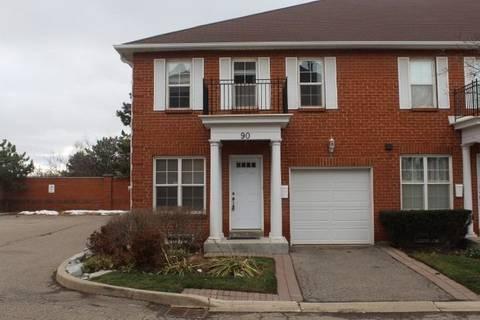 Apartment for rent at 90 Stornwood Ct Brampton Ontario - MLS: W4643551
