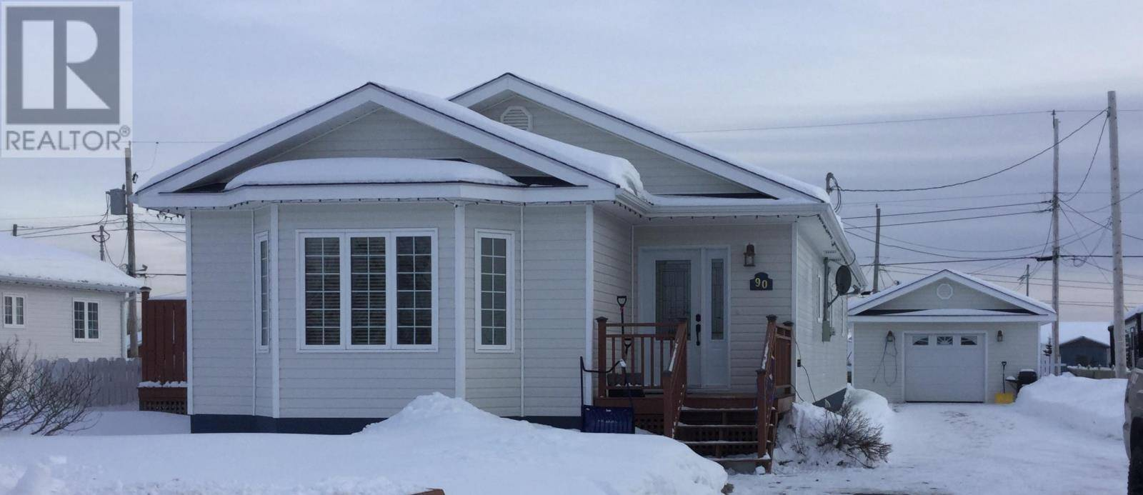 House for sale at 90 Adams Lp Happy Valley - Goose Bay Newfoundland - MLS: 1209400