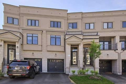 Townhouse for sale at 90 Arianna Cres Vaughan Ontario - MLS: N4485297