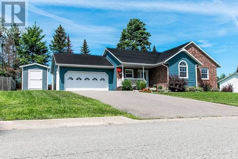 House for sale at 90 Bicentennial Dr Woodstock New Brunswick - MLS: NB022159