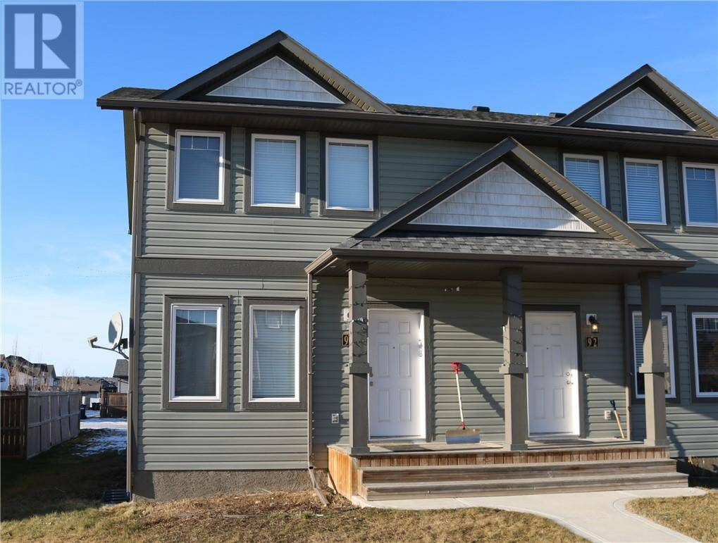 Townhouse for sale at 90 Bowman Circ Sylvan Lake Alberta - MLS: ca0183824