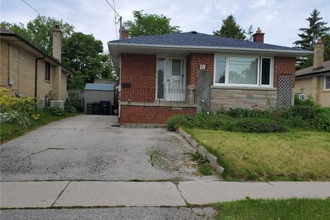 House for rent at 90 Celeste Dr Toronto Ontario - MLS: E4487613