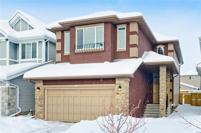 Sold: 90 Cranford Gardens Southeast, Calgary, AB