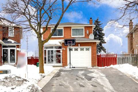 House for sale at 90 Daffodil Pl Brampton Ontario - MLS: W4693730