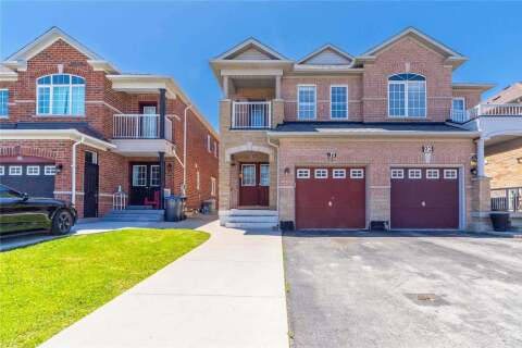 Townhouse for sale at 90 Dewridge Ct Brampton Ontario - MLS: W4766682