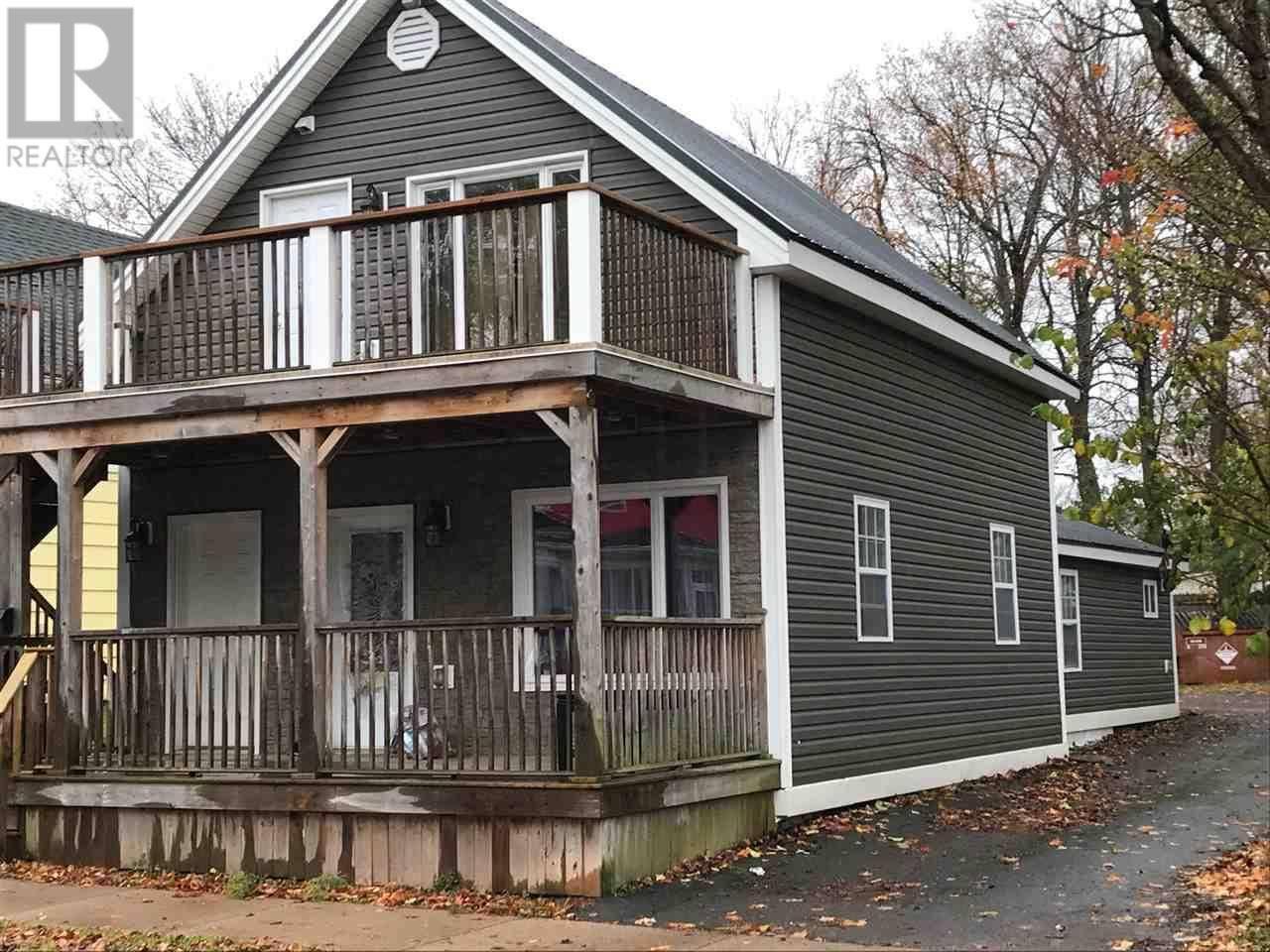 Townhouse for sale at 90 Dominion St Truro Nova Scotia - MLS: 201927240