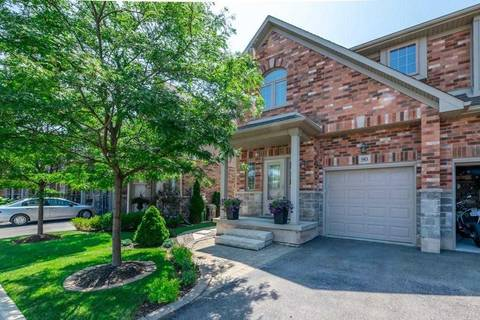 Townhouse for sale at 90 Fall Fair Wy Hamilton Ontario - MLS: X4539797