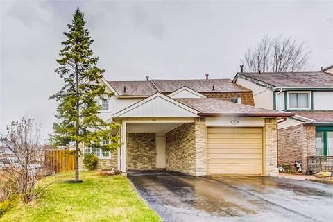Townhouse for sale at 90 Fanshawe Dr Brampton Ontario - MLS: W4422564