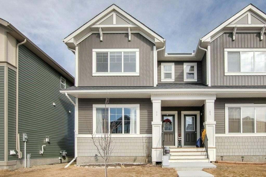 Townhouse for sale at 90 Fireside Ci Fireside, Cochrane Alberta - MLS: C4299985