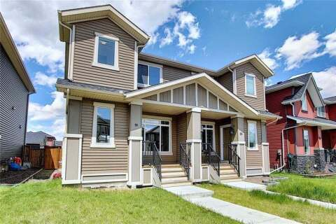 Townhouse for sale at 90 Fireside Cove Cochrane Alberta - MLS: C4300297
