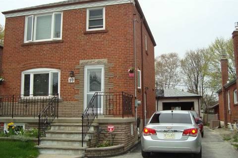 House for sale at 90 Foxridge Dr Toronto Ontario - MLS: E4449437