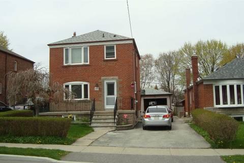 House for sale at 90 Foxridge Dr Toronto Ontario - MLS: E4466370