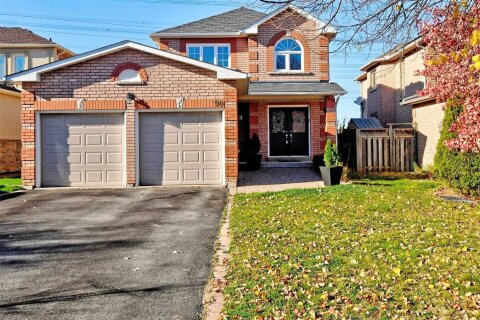 House for sale at 90 Hammerstone Cres Vaughan Ontario - MLS: N4987128